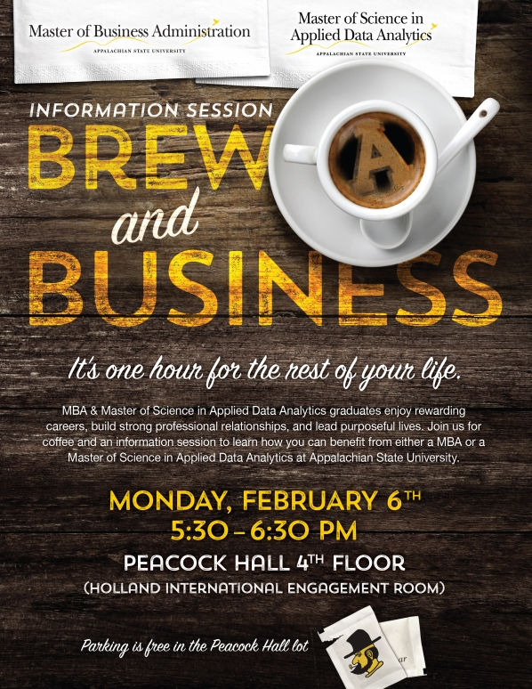 Brew and Business Logo